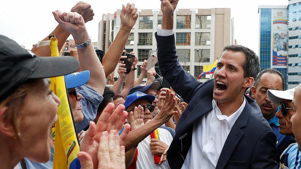 در ونزوئلا چه خبر هست؟+عکس