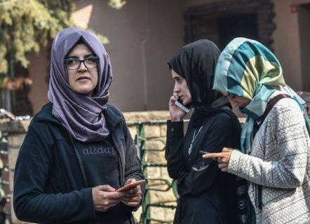 ترکیه نامزد خاشقجی را 24 ساعته تحت محافظت دارد