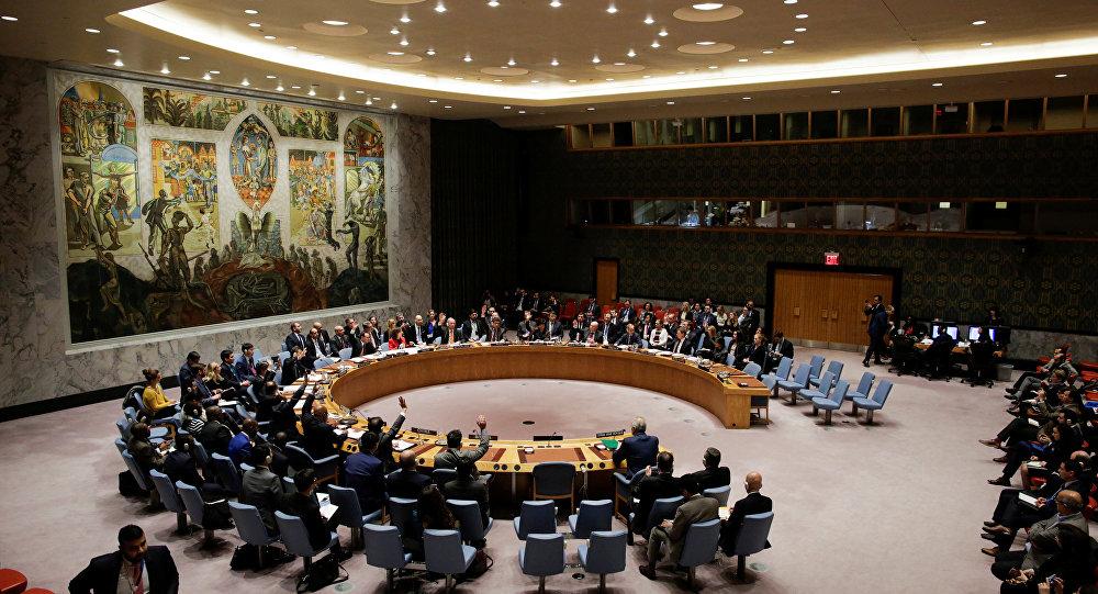 نشست شورای امنیت درباره سرنگونی پهپاد آمریکایی و حمله به نفتکشها: همه طرفها در منطقه خویشتندار باشند  تهدید ناوبری و آزادی کشتیرانی، تهدید صلح و امنیت بینالمللی قلمداد میشود