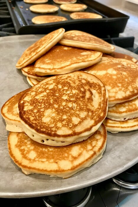 طرز تهیه پنکیک؛ صبحانهای که نه گران است و نه لاکچری!