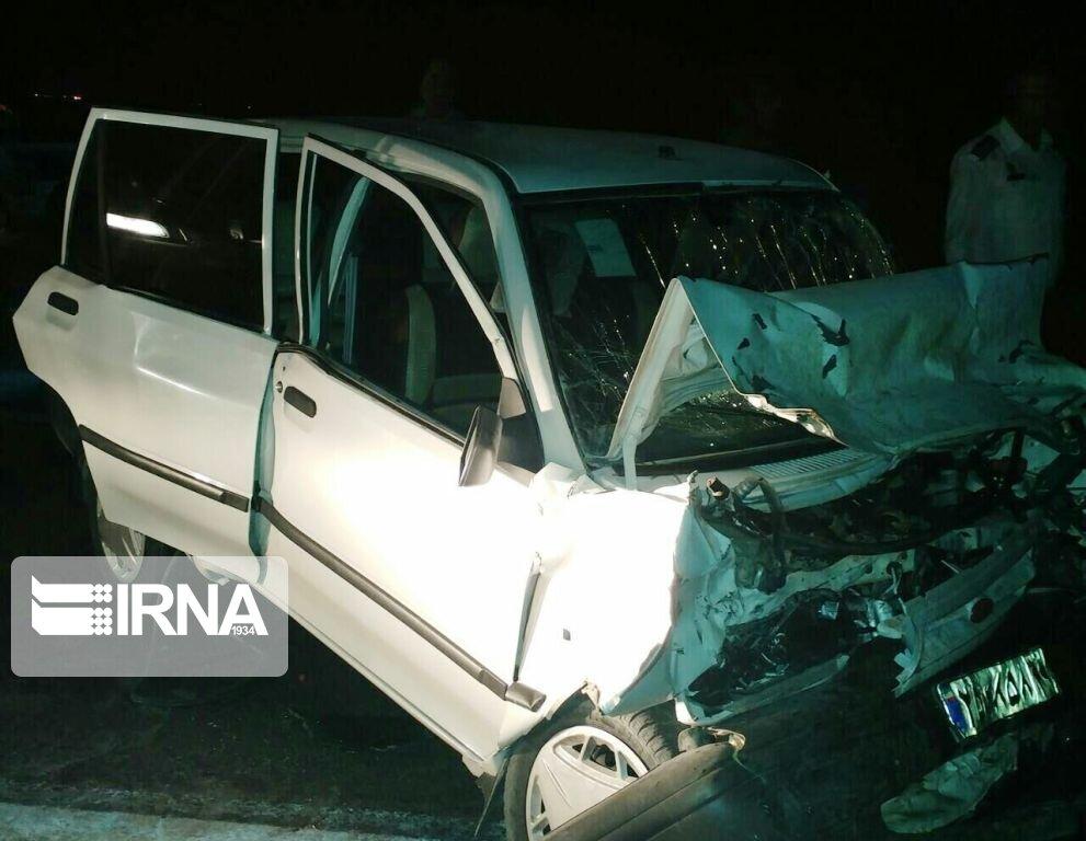 سانحه رانندگی در همدان سه کشته بر جا گذاشت