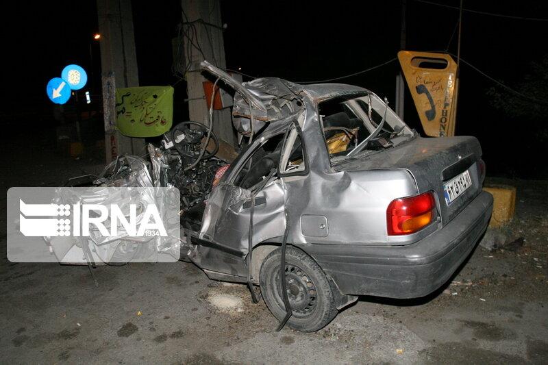 سانحه رانندگی در جاده روانسر به کرمانشاه/ 3 نفر کشته شدند
