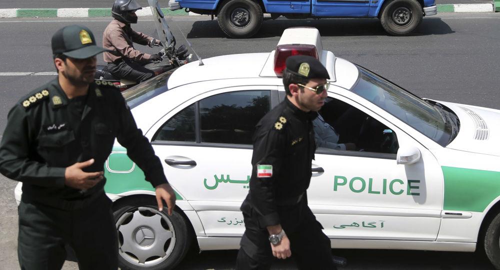 مرگ عامل شهادت 13 پلیس در کویر طبس