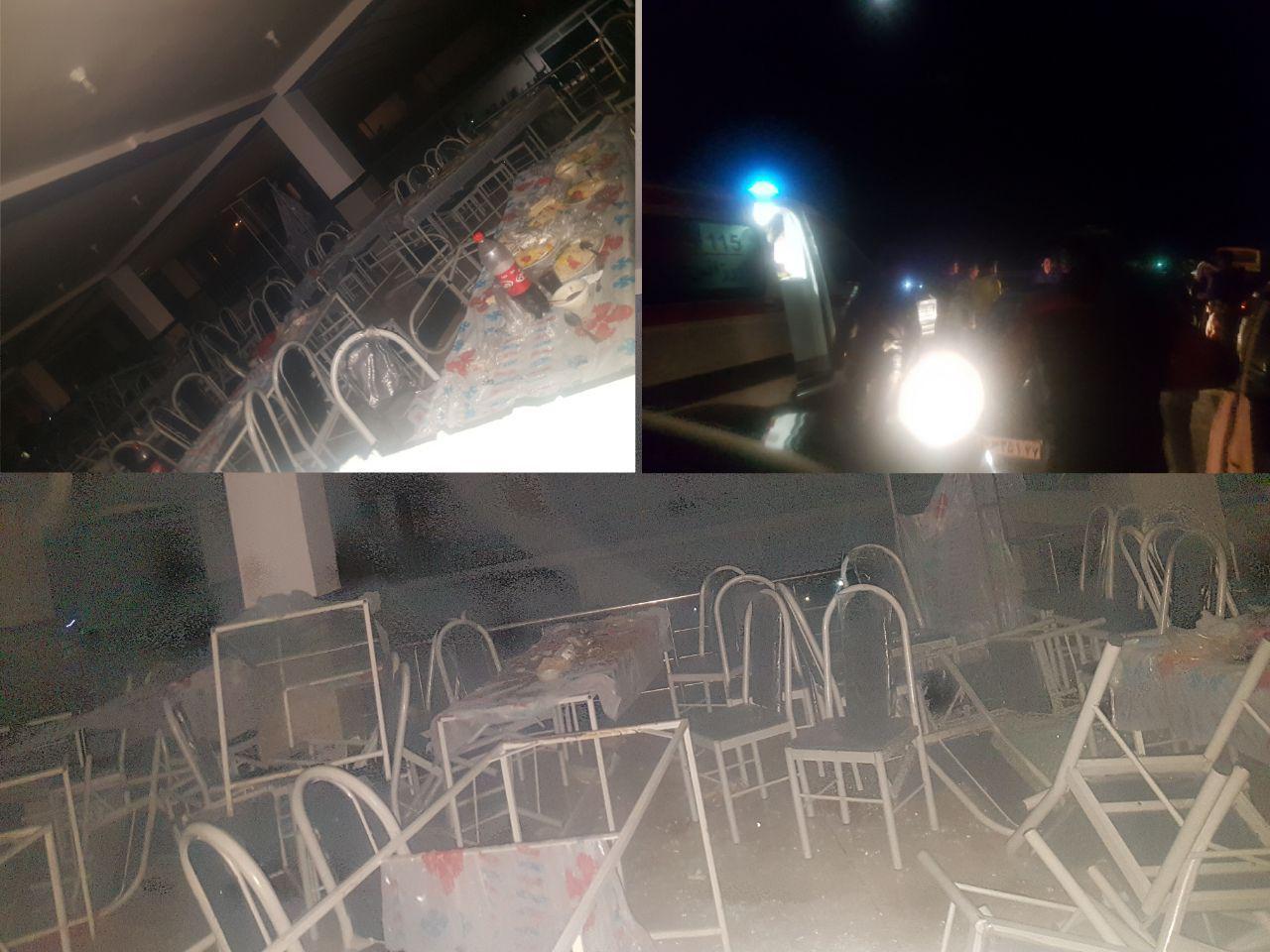 انفجار مرگبار در مراسم عروسی/ 10 نفر کشته شدند+عکس و فیلم