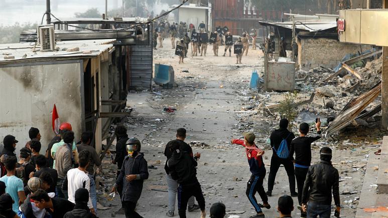 آمریکا 4 عراقی را تحریم کرد