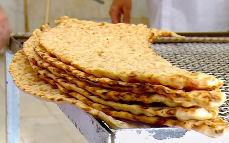 بررسی مسئله وجود شن در نان