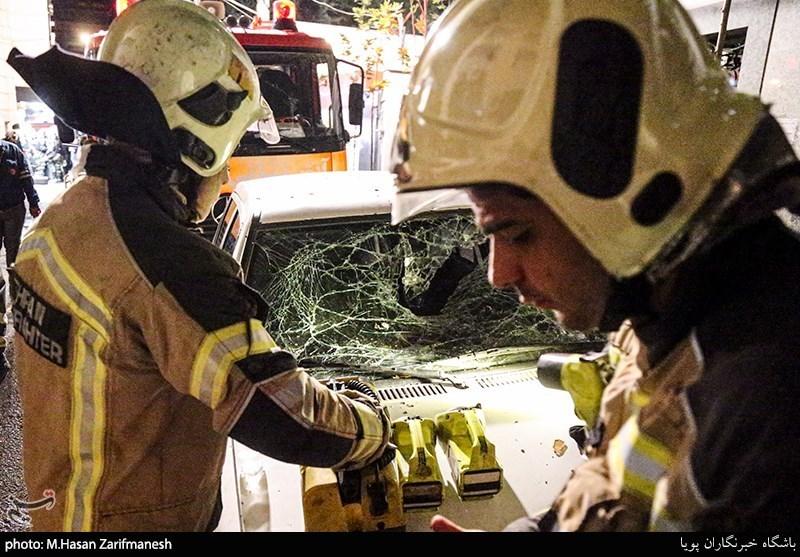 انفجار مرگبار در کارخانه تبرک/ بیش از 10 نفر کشته و زخمی شدند