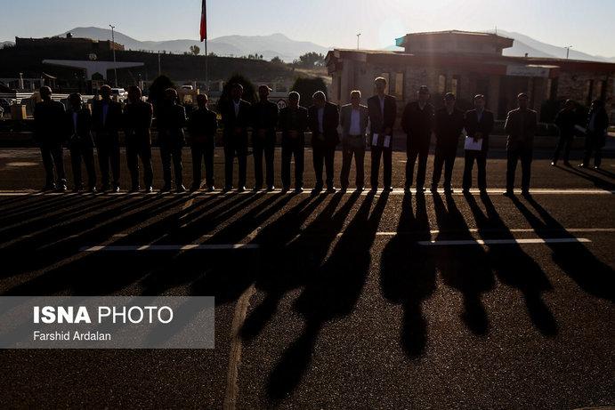 سفر محمد باقر نوبخت به کردستان/تصاویر