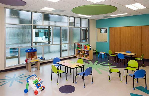 بیمارستان کودکان در هیوستن آمریکا (عکس ...