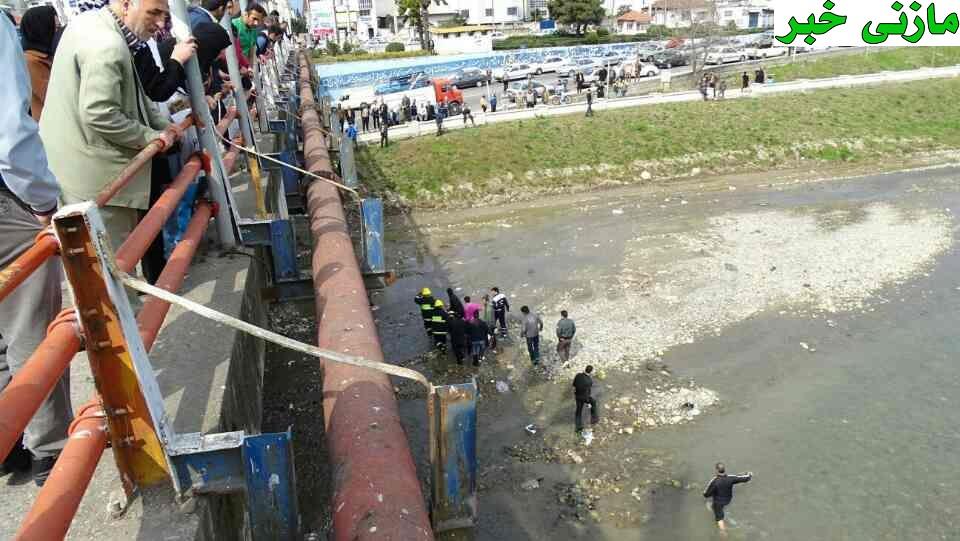 تصاویر/ خودکشی یک زن در تنکابن(یکی از شهرهای استان مازندران)