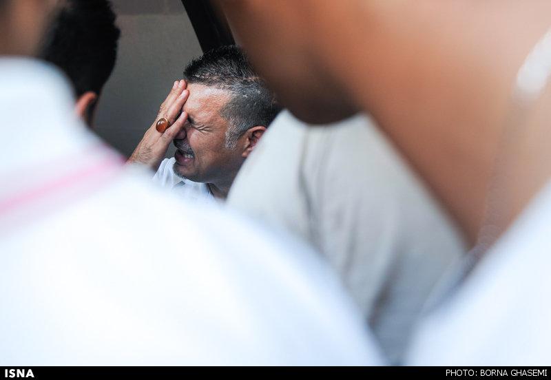 بیوگرافی حمیدرضا سیاسی برکناری علی دایی اخبار ورزشی اخبار فوتبال اخبار پرسپولیس
