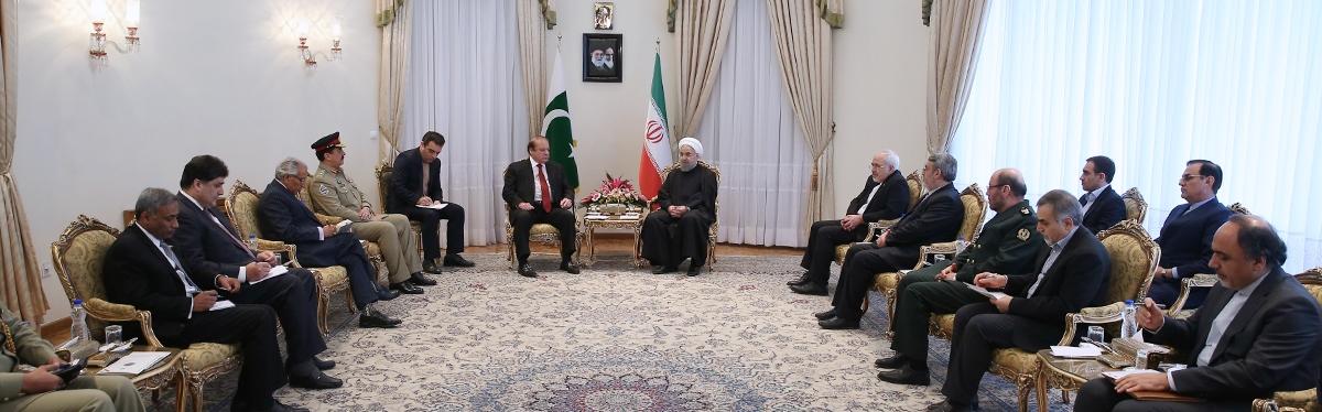 روز پرکار رئیسجمهور؛ از تماستلفنی با نخستوزیر انگلیس تا دیدار با نخستوزیر پاکستان
