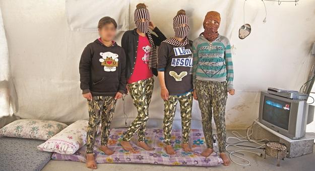 داستان وحشتناک تجاوز داعشیها به بردگان جنسی ایزدی+تصاویر