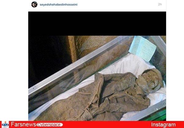 کنایه شهاب حسینی به اختلاسگران+تصویر