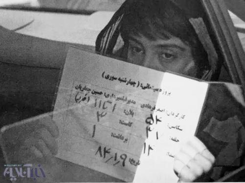 هدیه تهرانی پشت صحنه فیلم اصغر فرهادی؛ 10 سال پیش+عکس