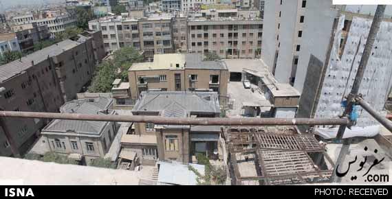 کجای ایران چنین خیابانی دارد؟+تصویــر