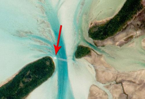 یک هواپیما از ایستگاه فضایی بینالمللی چطور دیده میشود؟+تصاویر