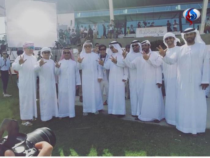 جکی چان در لباس عربی ! + عکس