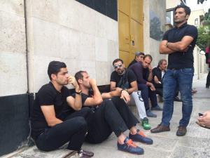 شوک تلخ به فوتبال ایران/کاپیتان جوان پرسپولیس درگذشت+تصویر