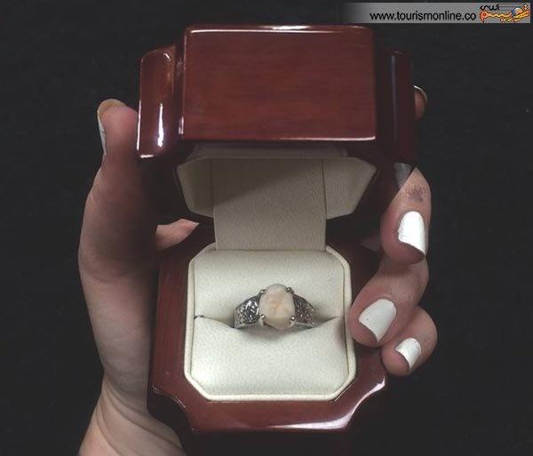 49035 170 عجیبترین حلقه ازدواج دنیـا