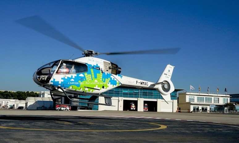 هلیکوپتری از جنس هیبریدی+تصویر