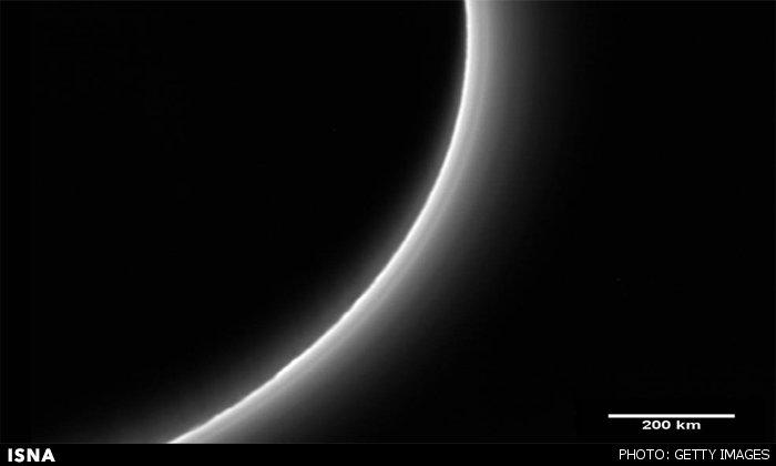 تصویر واضح از الت تصویر جدید ناسا از شکوه مبهم و مهآلود پلوتو - واضح
