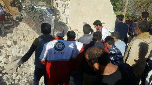 زلزله در استان فارس/5 نفر کشته و زخمی شدند