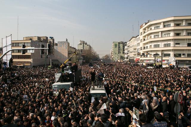حامی صلح و میانهروی از میان ما رفت/خبری که ایرانیان را بهتزده کرد