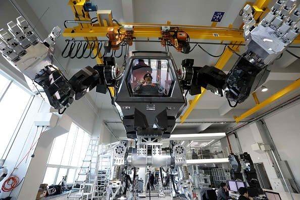 ساخت ربات ناجی با الهام از یوزپلنگ و انسان+عکس
