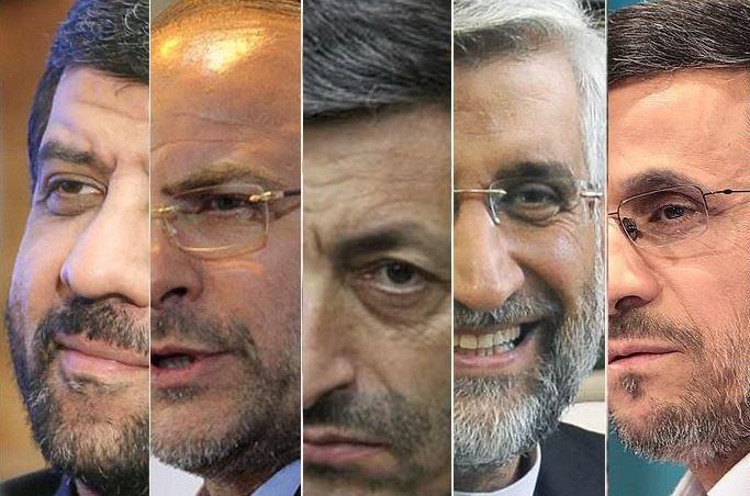 اصولگرایان بهدنبال جانشین برای قالیباف در شهرداری/ احمدینژاد ۹۶ کیست؟