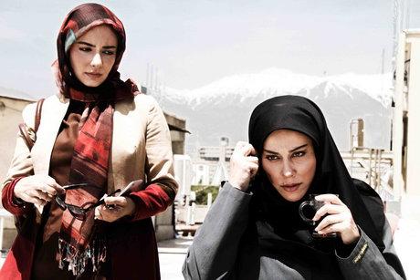 آشا محرابی و کیهان ملکی در «باران» + عکس