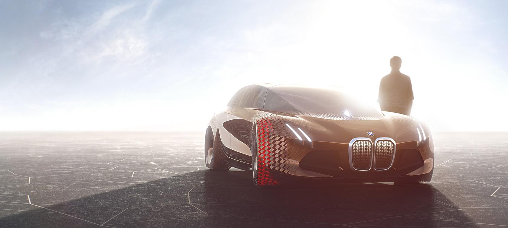 خبر جدید از «i Next» خودروی تمام کامپیوتری بی م و در سال 2021 + عکس