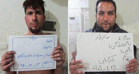 برادران «باردزد» دستگیر شدند + عکس