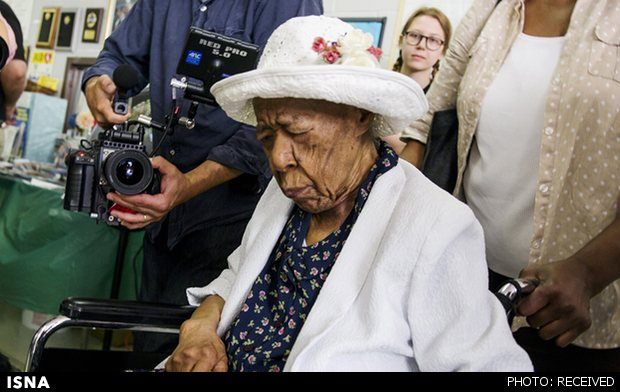 فوت مسنترین فرد در جهان+تصاویر
