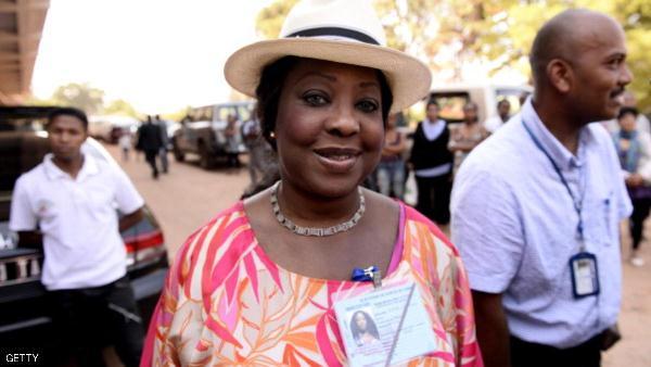 یک زن آفریقایی دبیرکل فیفا شد+تصویر