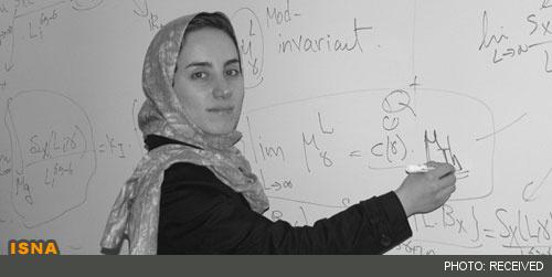 ریاضیدان ایرانی بعنوان اولین زن به آکادمی ملی علوم امریکا پیوست+تصویر