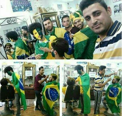 آبادان برزیل شد!+تصویر