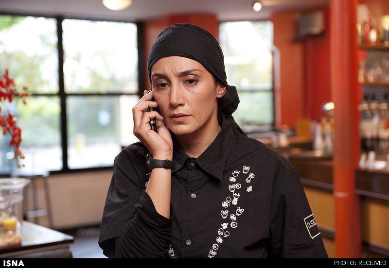 اکران فیلمی از هدیه تهرانی پس از چهار سال+تصاویر