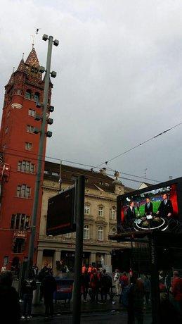 تصاویر/حاشیهی فینال لیگ اروپا