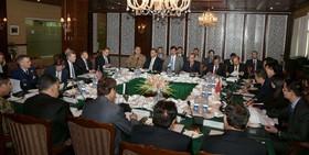 پایان بینتیجه نشست گروه چهار جانبه افغانستان