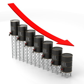 عقب نشینی نفت جهانی از رکورد بالای سال 2016