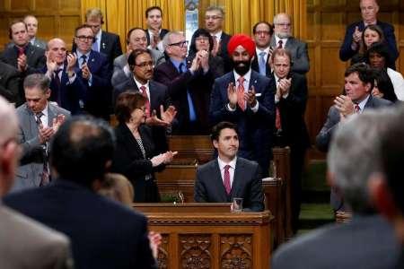 عذرخواهی نخستوزیر کانادا از بدرفتاری خود