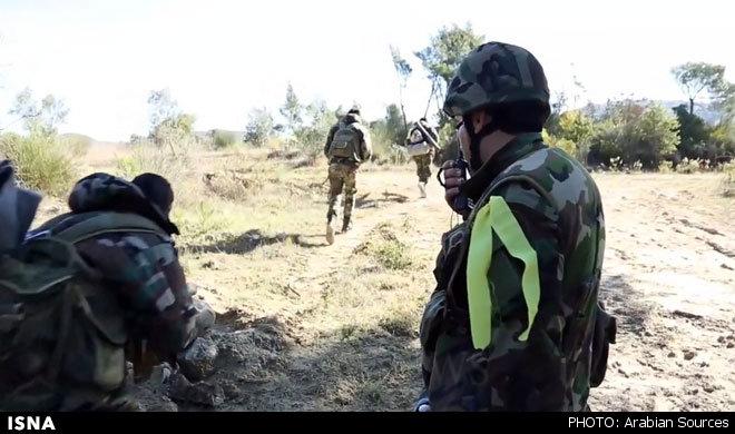 ارتش سوریه کنترل بخشی از دمشق را بهدست گرفت