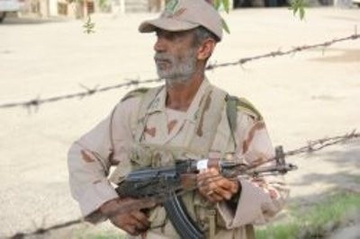 پدربزرگ آزادشهری به خدمت سربازی رفت + تصویر