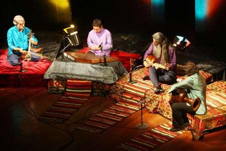 کنسرت کیهان کلهر در گرگان اجرا شد