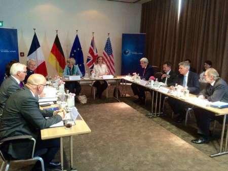 تأکید گروه 1+5 بر پایبندی به برجام و حمایت از تجارت با ایران: ما مانع نخواهیم شد