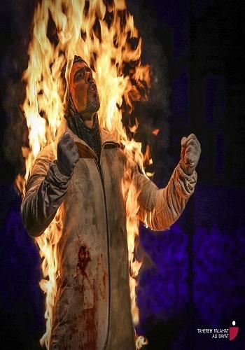 حرفهای ورزشی ارشا اقدسی که در خندوانه خودش را آتش زد/روزی مفت میمیرم!+تصاویر