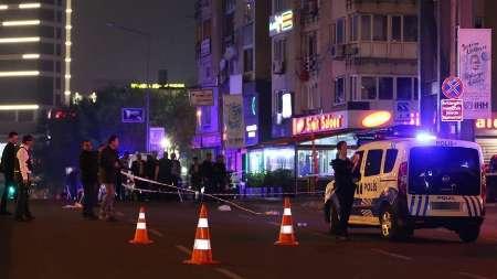 انفجار دو بمب صوتی قوی در استانبول
