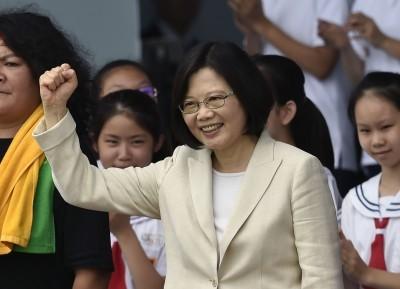 ادای سوگند نخستین رییسجمهور زن تایوان+تصاویر