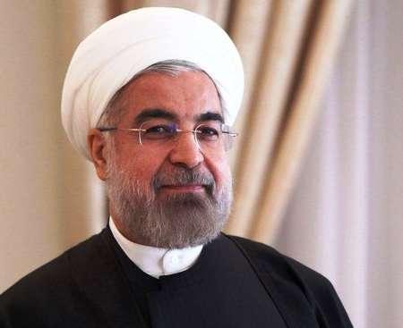 تبریک دکتر روحانی به مناسبت پیروزی کشورمان در رقابت های جام جهانی کشتی فرنگی 2016